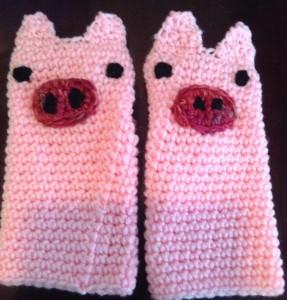 $20 fingerless Gloves