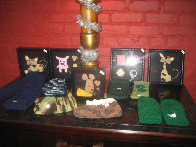 Crochet Sale 2012