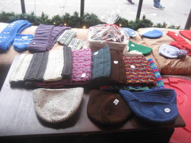 Hats & Wraps