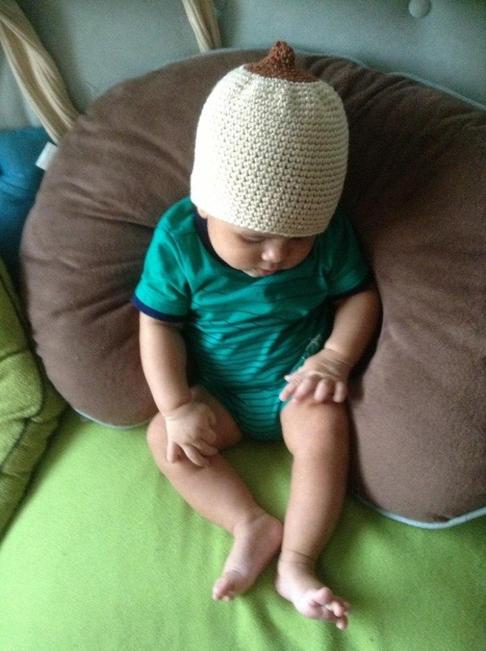 Breast Feeding Hat