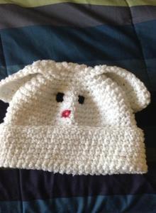 Bunny Hat $20