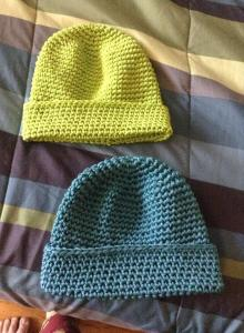 Cotton Cuff Hats $15 each