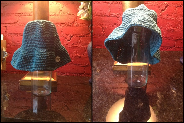 Cotton Sun Hat $25