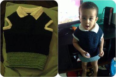 my 1st vest