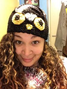 owl headband $12