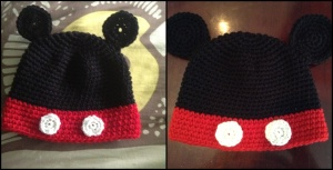 Kid Mickey Mouse Hats $20 each