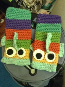 Fish Gloves $25
